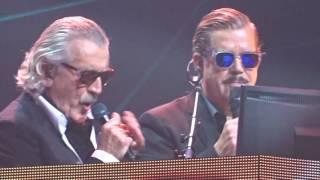 Yello - Oh Yeah Live @Berlin @Kraftwerk 28-10-2016