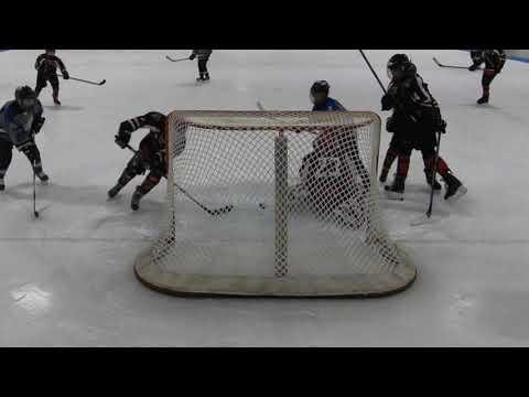 Fargo Navy vs Mandan Peewee B1's 12 29 2018