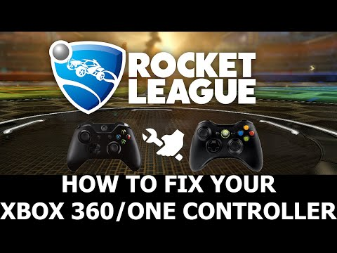 Xbox One Controller not working :: Rocket League General