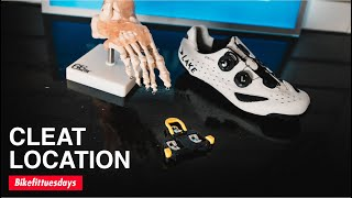 How To Set Up Your Cleats - BikeFitTuesdays