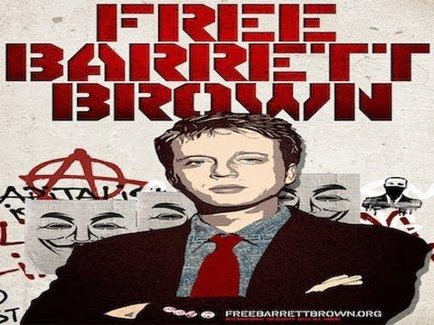 Is Journalist Barrett Brown a Political Prisoner?