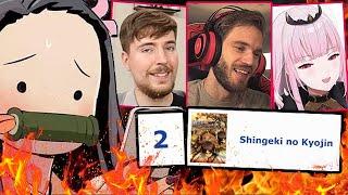 Roasting Massive YouTuber's HORRIBLE Taste in Anime...