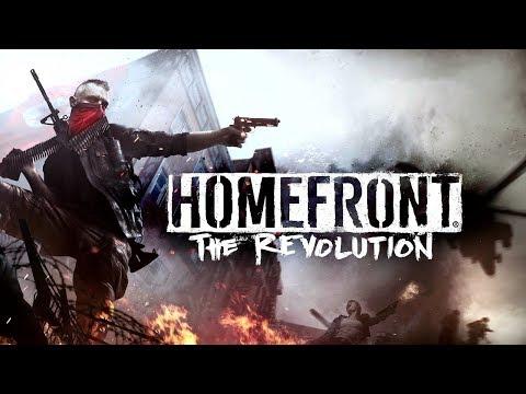 Homefront  The Revolution XEON E5 2640 + GTX 970 ( Ultra Graphics ) ТЕСТ