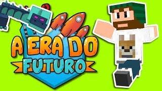 Ep. 03 - Minecraft - A Era do Futuro: Batendo na Hidra!!