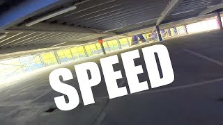 "FPV-DIRK: SPEED - REAL & UNCUT INDOOR PRACTICE - BIG FUN ???????????? ( 3""/4S QUAD, 1440/60p)"