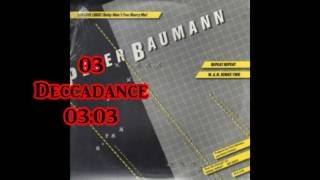 03 Peter Baumann – Repeat Repeat   Deccadance