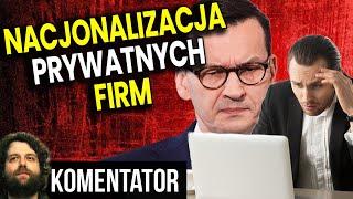 Nacjonalizacja Prywatnych Firm Już w 2021 – Analiza Komentator Ator Finanse Bank Biznes Film OFE PL