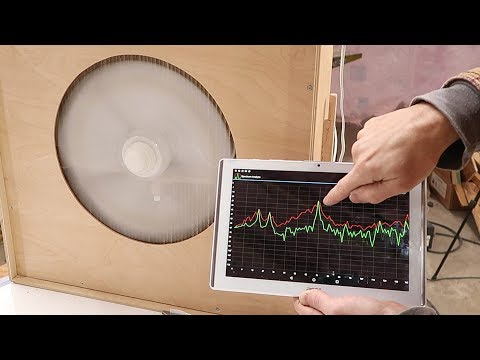 Measuring RPM with a spectrum analyzer mobile app