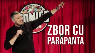 Sorin Pârcălab: Zbor cu parapanta - Stand-up Comedy
