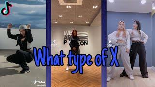 Jessi What type of X TikTok Challenge Compilation