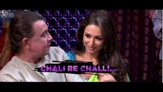 Making of Anarkali Disco Chali Remix - Housefull 2