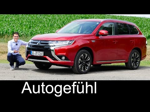 Mitsubishi Outlander PHEV FULL REVIEW