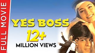 Yes Boss  Full Hindi Movie  Shahrukh Khan Juhi Chawla  Full HD 1080p