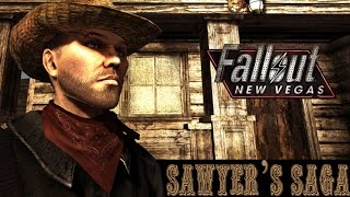 Let's Roleplay Fallout New Vegas Sawyer's Saga Ch 1 Part 5