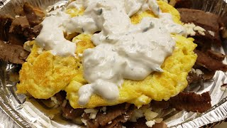 Gyro Keto Omlete - Yummmy, Baker Hill Restaurant Accommodates Well