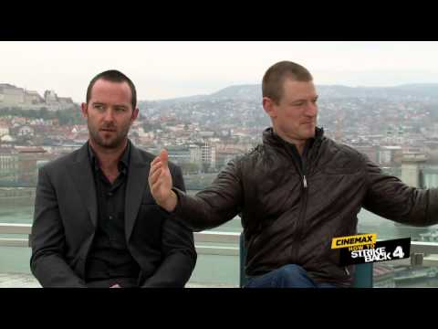 Strike Back Season 4: How To Piss Off An MMA Fighter Episode #1 (Cinemax)