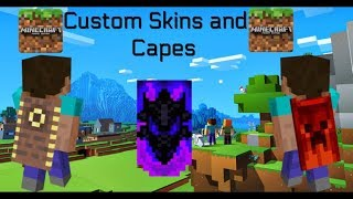 GET UR OWN CAPE!!//MC 1 2+//Minecon pack + All unlocked