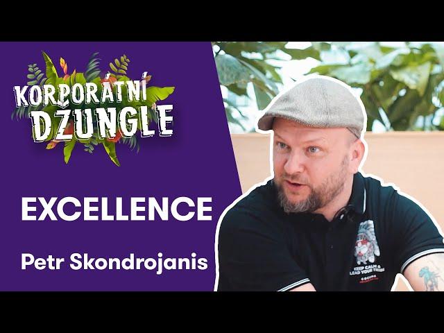 Korporátní džungle - EXCELLENCE s Petrem Skondrojanisem, zakladatelem COCUMA