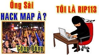Hóa Trang Newbie Trà Trộn Cộng Đồng PUBG Gây Dư Luận Hack Map | RIP113 PUBG