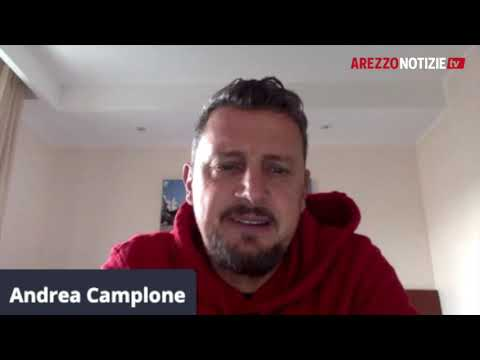 Arezzo alle prese con il Covid: intervista a mister Camplone