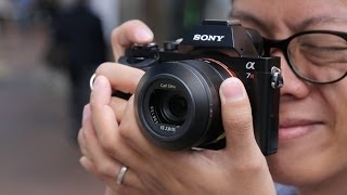 Sony FE 35mm f2.8 ZA Carl Zeiss Sonnar Review