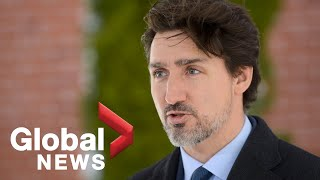 Coronavirus outbreak: Trudeau, ministers update Canadians on COVID-19 response | LIVE