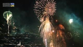 Madeira Sylvester-Feuerwerk 2015/2016