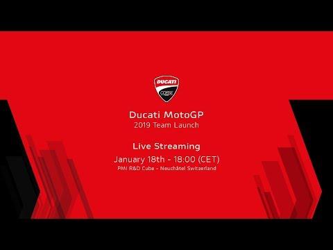 Rivivi la presentazione del team Mission Winnow Ducati!
