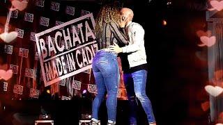 Ataca y La Alemana Show -  Mi corazoncito-Aventura- Romeo Santos