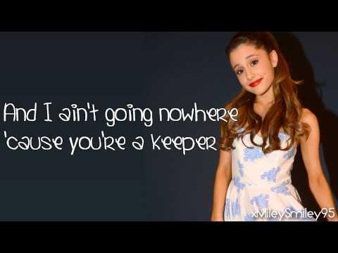 Ariana Grande ft. Mac Miller - The Way (with lyrics)