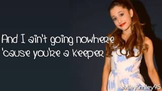 Ariana Grande ft. Mac Miller - The Way (with lyrics) - YouTube