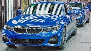 BMW 3 Series (2019) PRODUCTION LINE – German Car Factory