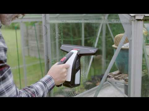 10 façons d'utiliser le nettoyeur de vitres GlassVac BOSCH
