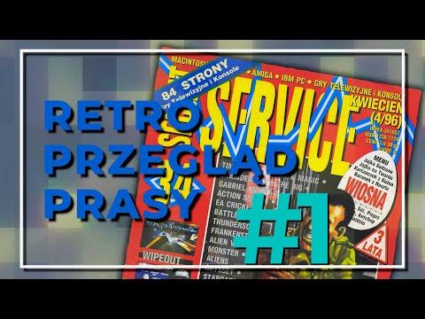 Retro Przegląd Prasy #1, Secret Service 34
