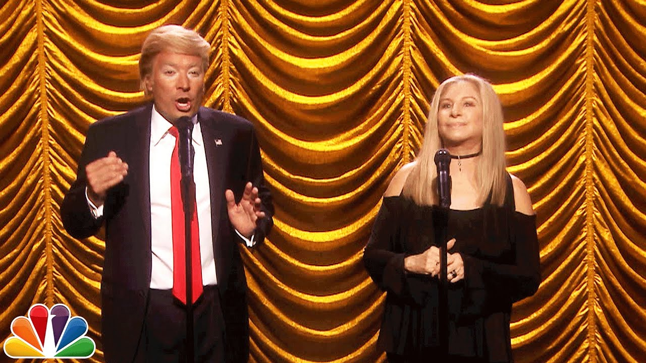 Barbra Streisand Duets with Donald Trump thumbnail