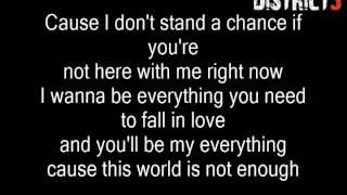 District 3 - Runaway (Lyrics)