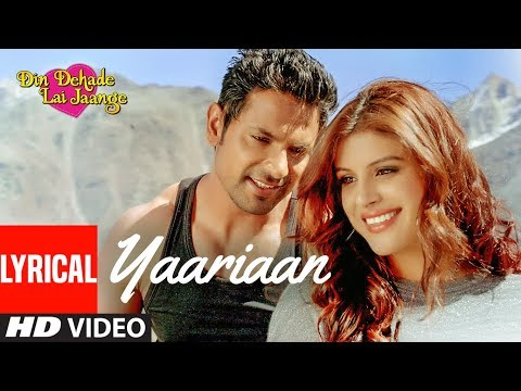 Yaariaan (Full Lyrical Song) Kamal Khan, Rini Chan