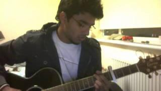 Sky - Joshua Radin (acoustic cover) - KCJ