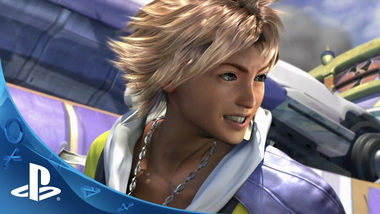 FINAL FANTASY X/X-2 HD remasterizado disponible hoy para PS4