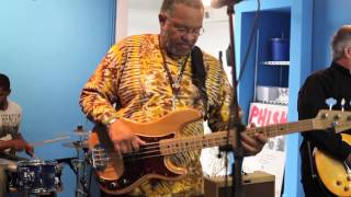 Live at JamBase HQ Episode 15: George Porter Jr  Runnin' Pardners