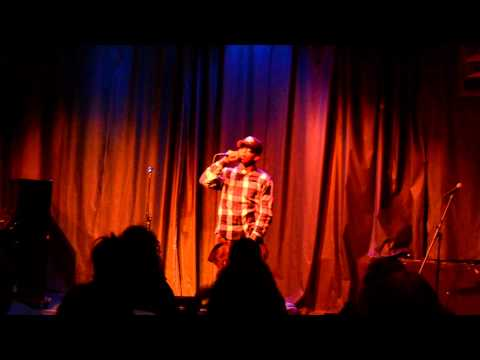 Grav Live @ Nuyorican Poets Café Jan. 09th, 2012