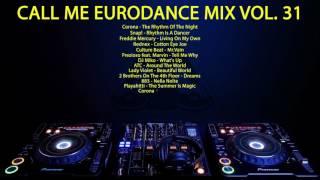 Call Me Eurodance Mix Vol. 31