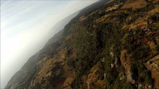 preview picture of video 'Paragliding in the Kerio Valley, Kenya'