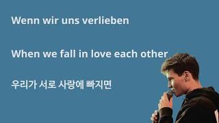 Wincent Weiss   Musik Sein (German+English+Korean LYRICS)