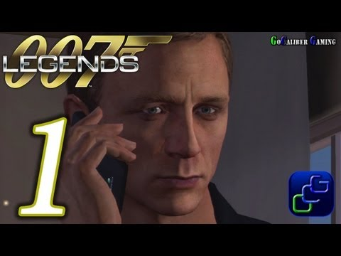 Gameplay de James Bond 007 Legends