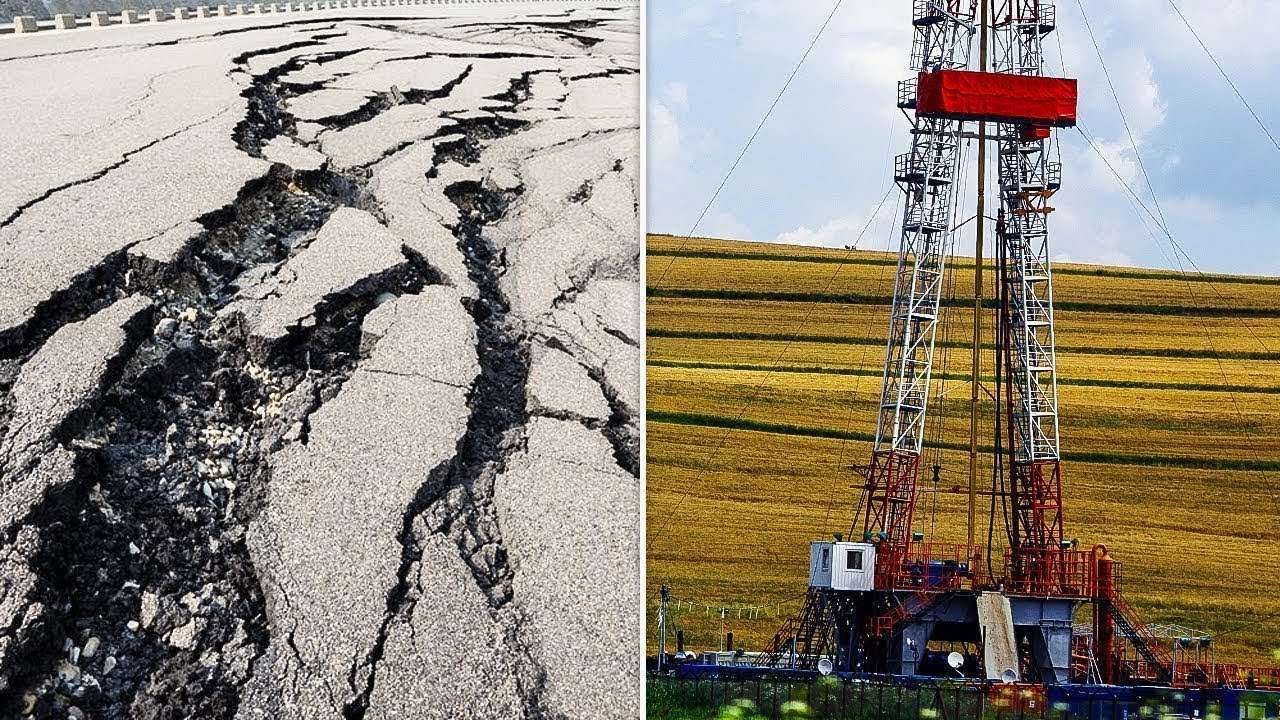 Fracking Has Been Scientifically Proven To Cause Earthquakes... AGAIN thumbnail