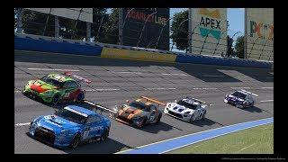 GT SPORT FIA GT Manufacturer Series Season 2 Round 3 Blue Moon Bay Chevrolet Corvette GT3 Broadcast