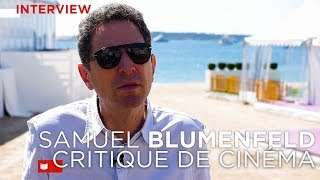 Interview : Samuel Blumenfeld, critique cinéma au journal Le Monde