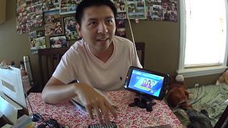 J #157 -【Open Box】Axess 7 Inch Portable TV TV1703-7