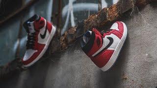 "Air Jordan 1 Retro High OG ""Origin Story"" (Spider Man): Review & On Feet"
